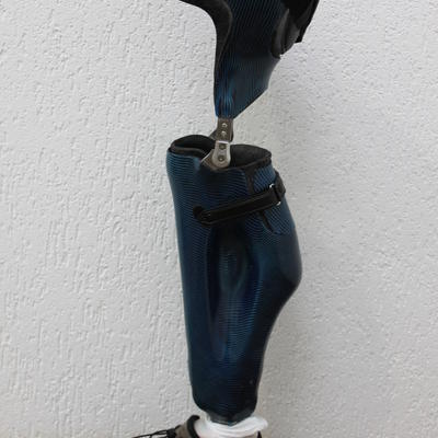 Borggreve-Umkehrplastik Prothese